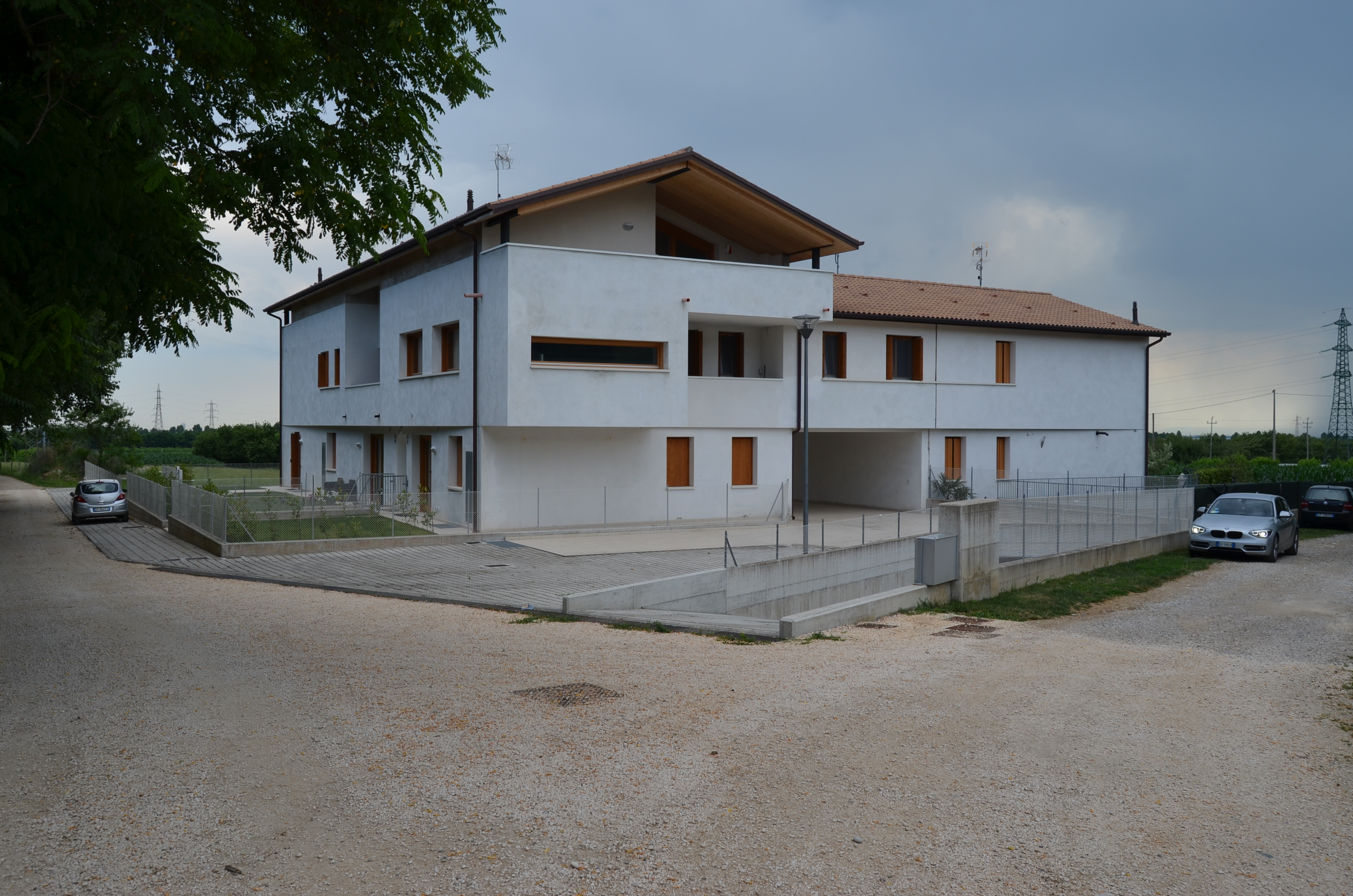 Complesso residenziale Maser